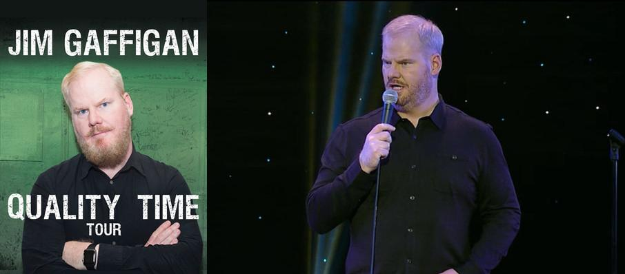 Jim Gaffigan at Hertz Arena