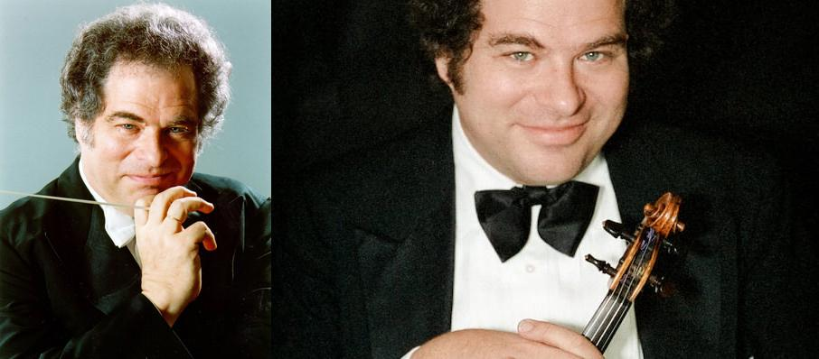 Itzhak Perlman at Barbara B Mann Performing Arts Hall