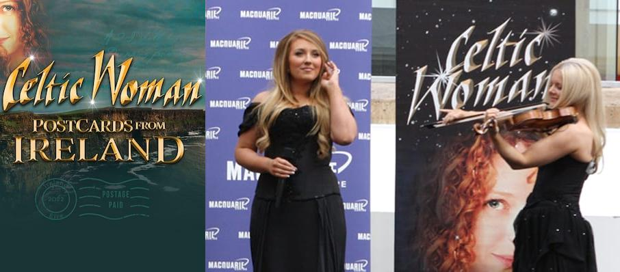 Celtic Woman at Barbara B Mann Performing Arts Hall