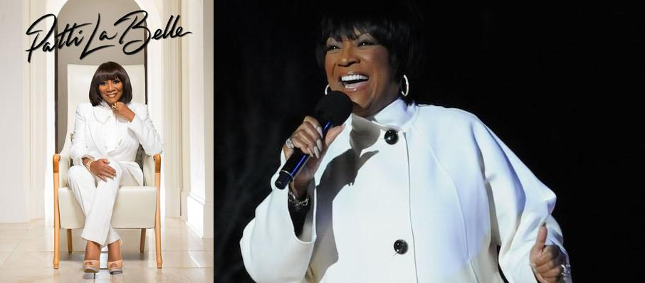 Patti Labelle at Barbara B Mann Performing Arts Hall