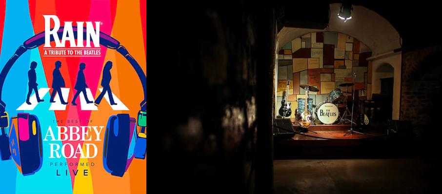 Rain - A Tribute to the Beatles at Barbara B Mann Performing Arts Hall