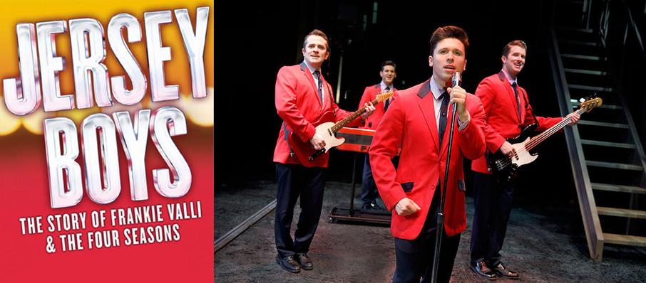 Jersey Boys at Barbara B Mann Performing Arts Hall