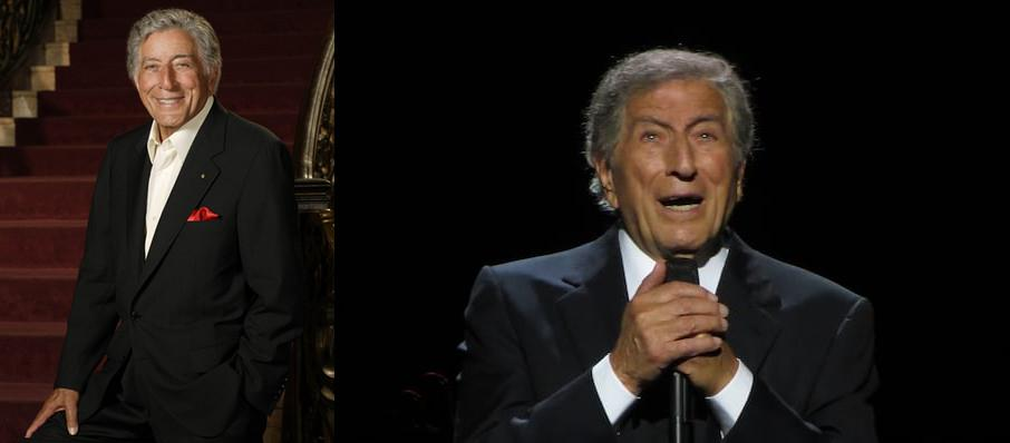 Tony Bennett at Barbara B Mann Performing Arts Hall