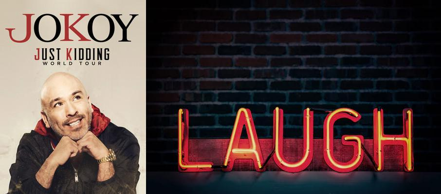 Jo Koy at Barbara B Mann Performing Arts Hall