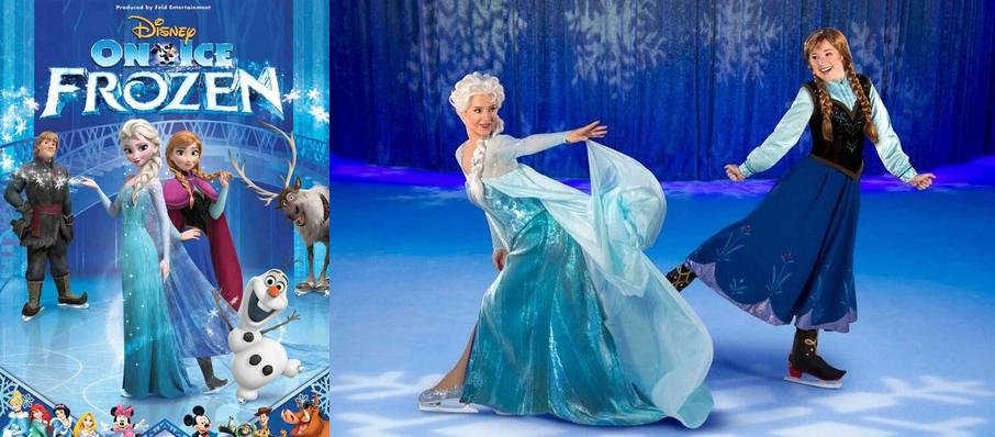 Disney On Ice: Frozen at Hertz Arena