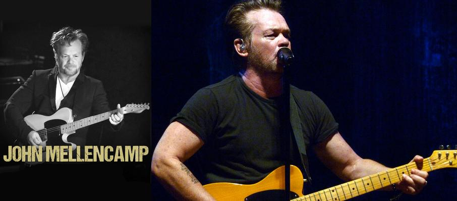 John Mellencamp at Barbara B Mann Performing Arts Hall