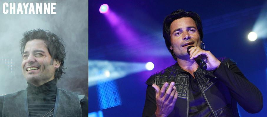 Chayanne at Germain Arena