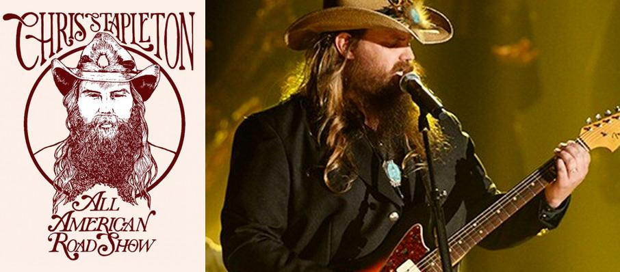 Chris Stapleton at Hertz Arena