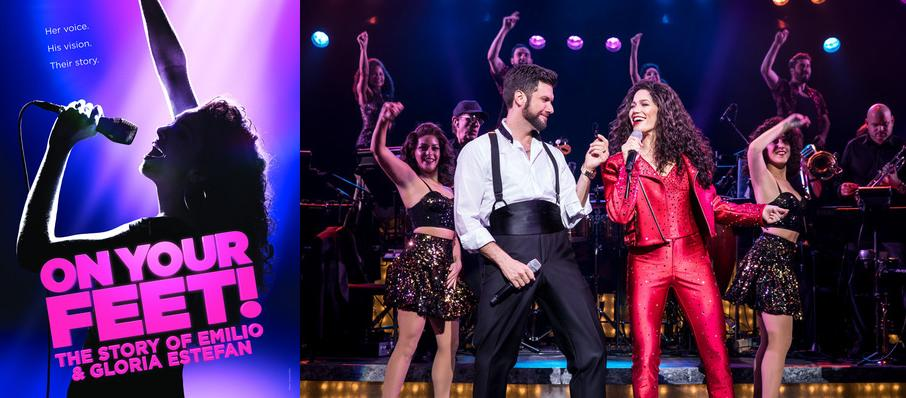 On Your Feet! at Barbara B Mann Performing Arts Hall
