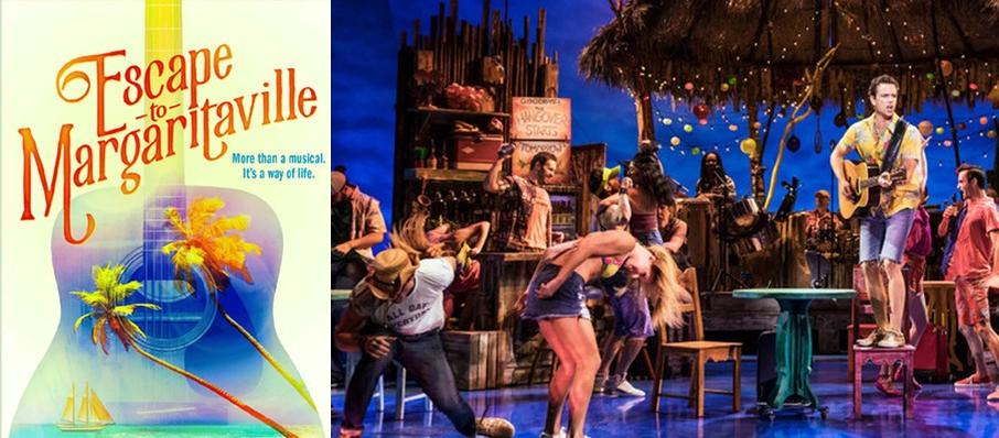 Escape To Margaritaville at Barbara B Mann Performing Arts Hall
