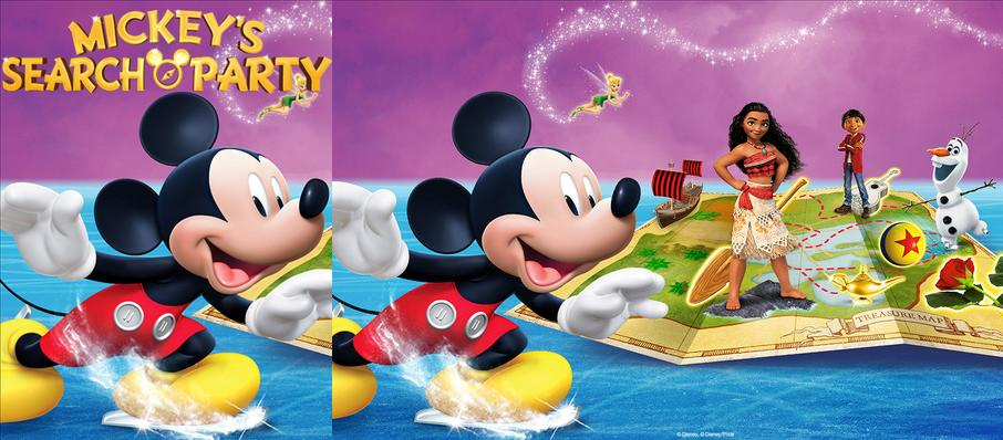 Disney on Ice: Mickey's Search Party at Hertz Arena