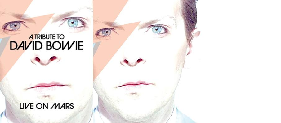 Live on Mars - David Bowie Tribute at Barbara B Mann Performing Arts Hall