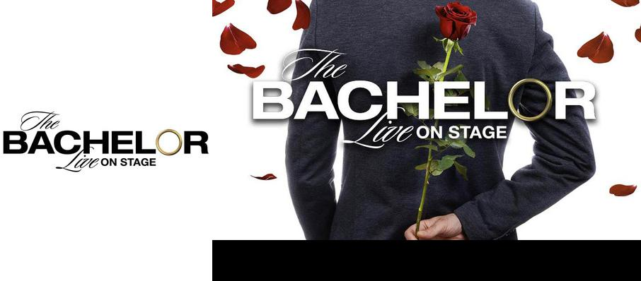 The Bachelor Live On Stage at Barbara B Mann Performing Arts Hall