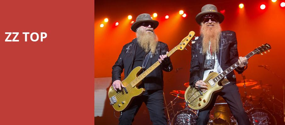 ZZ Top, Hertz Arena, Fort Myers