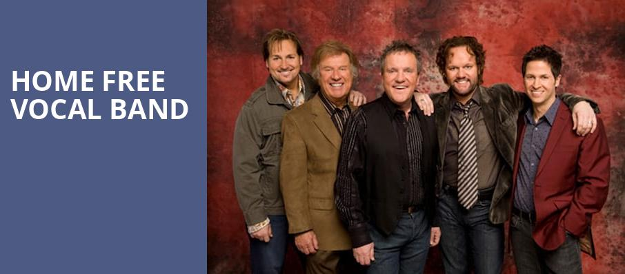 Home Free Vocal Band, Barbara B Mann Performing Arts Hall, Fort Myers