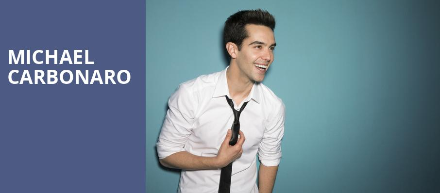 Michael Carbonaro, Barbara B Mann Performing Arts Hall, Fort Myers