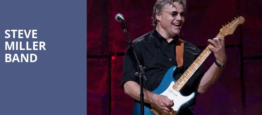 Steve Miller Band, Suncoast Credit Union Arena, Fort Myers