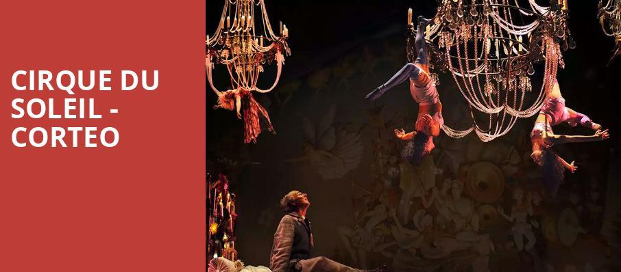 Cirque Du Soleil Corteo Hertz Arena Estero Fl