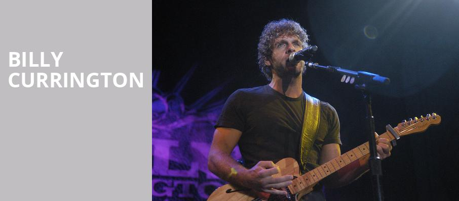 Billy Currington, The Ranch Concert Hall Saloon, Fort Myers