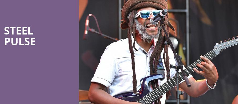 Steel Pulse, The Ranch Concert Hall Saloon, Fort Myers