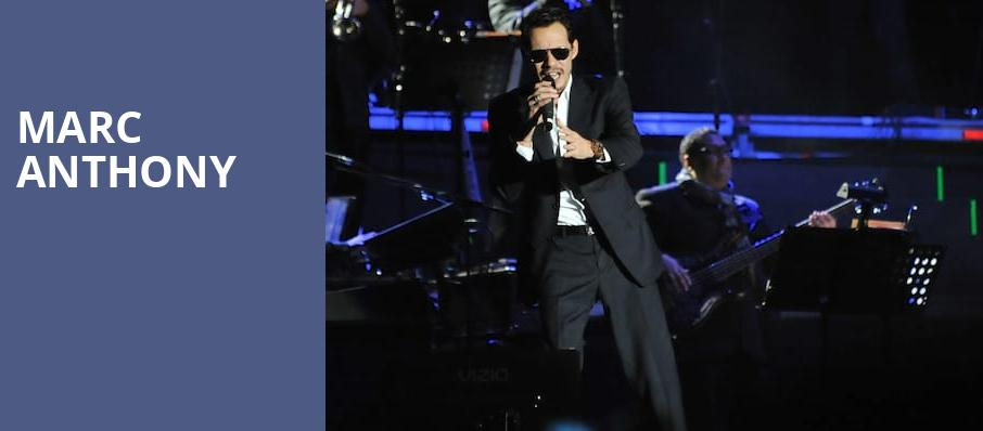 Marc Anthony, Hertz Arena, Fort Myers