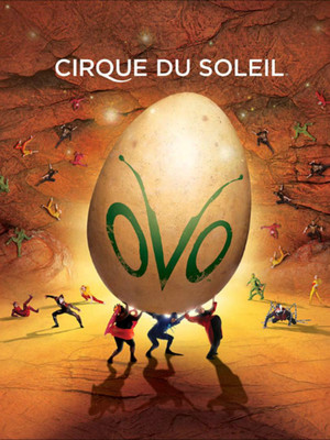 Cirque Du Soleil Ovo, Germain Arena, Fort Myers