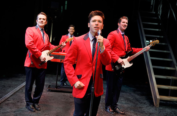 Jersey Boys, Barbara B Mann Performing Arts Hall, Fort Myers