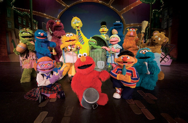 Sesame Street Live Elmo Makes Music, Barbara B Mann Performing Arts Hall, Fort Myers