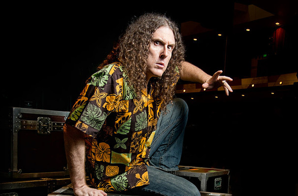 Weird Al Yankovic, Barbara B Mann Performing Arts Hall, Fort Myers