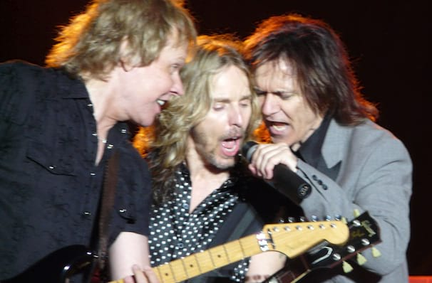 Styx, Barbara B Mann Performing Arts Hall, Fort Myers