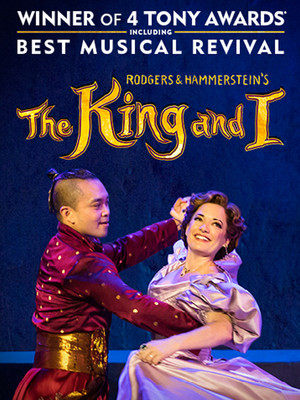 Rodgers Hammersteins The King and I, Barbara B Mann Performing Arts Hall, Fort Myers